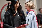 Delivering diplomas