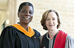 Ursula Burns and Susan Hockfield